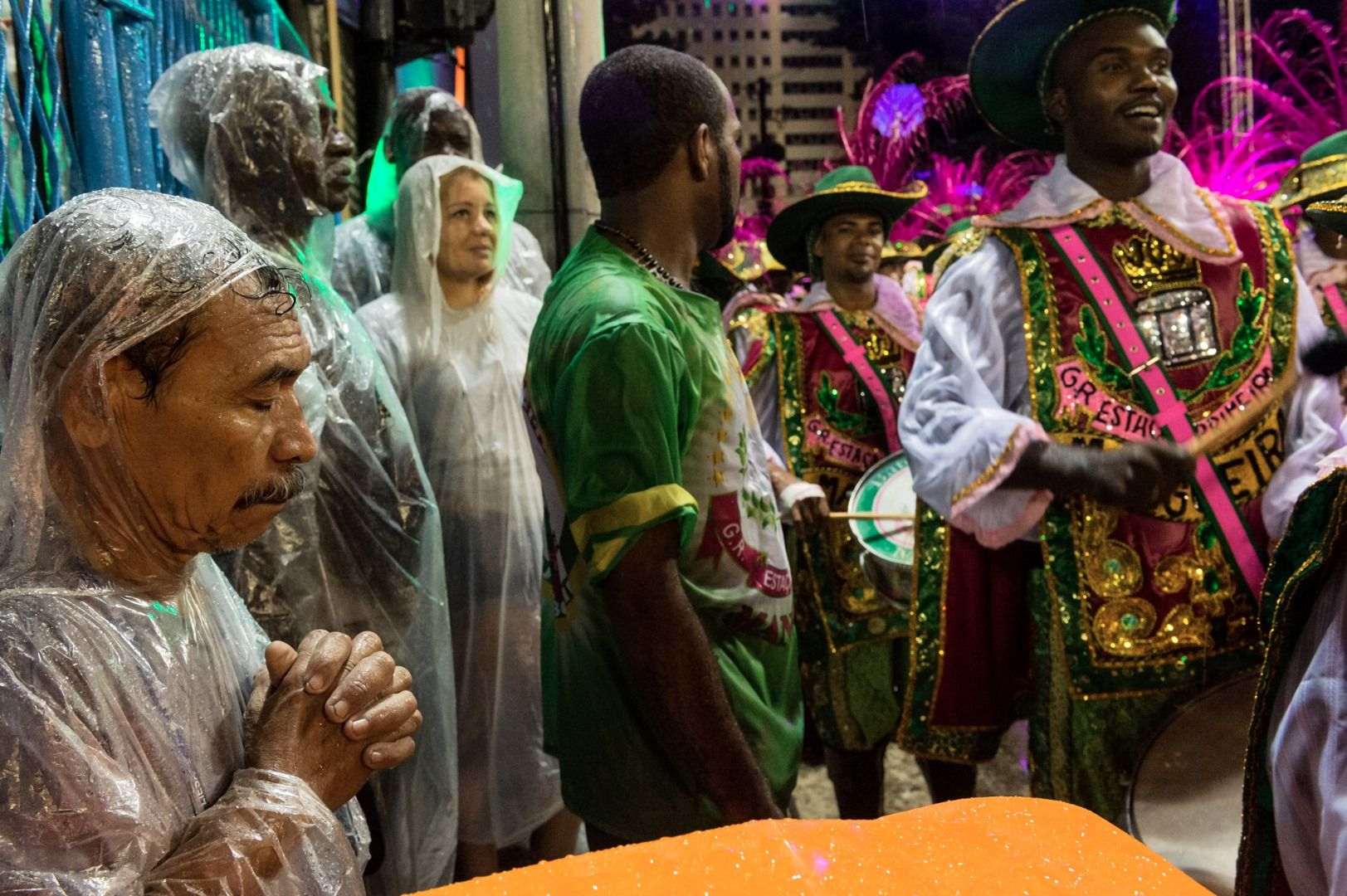 The Other Side of Carnival: Rio de Janeiro, 2015