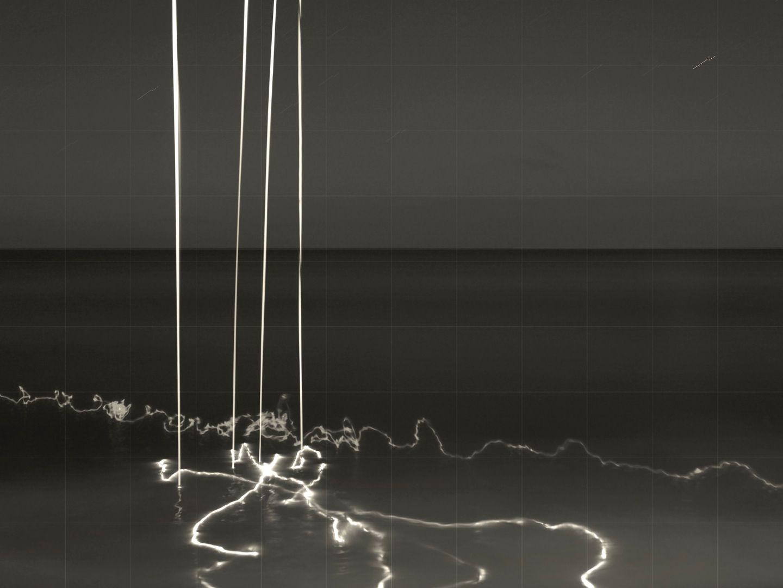 North Sea Drawing