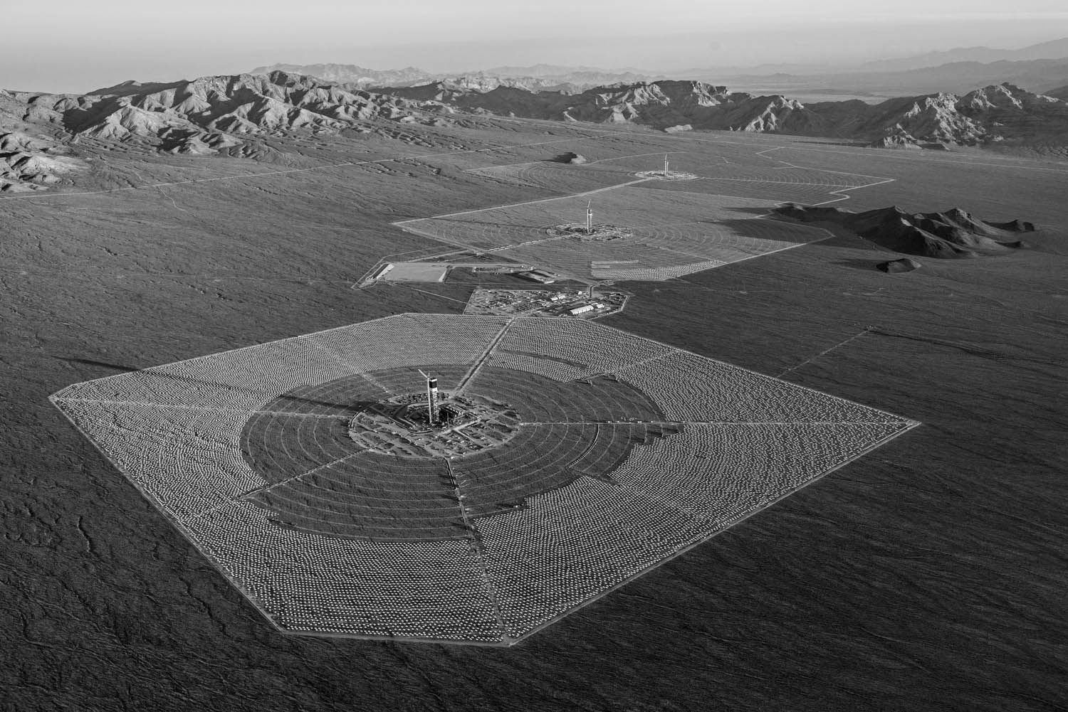 Changing Views: The Evolution of Ivanpah Solar