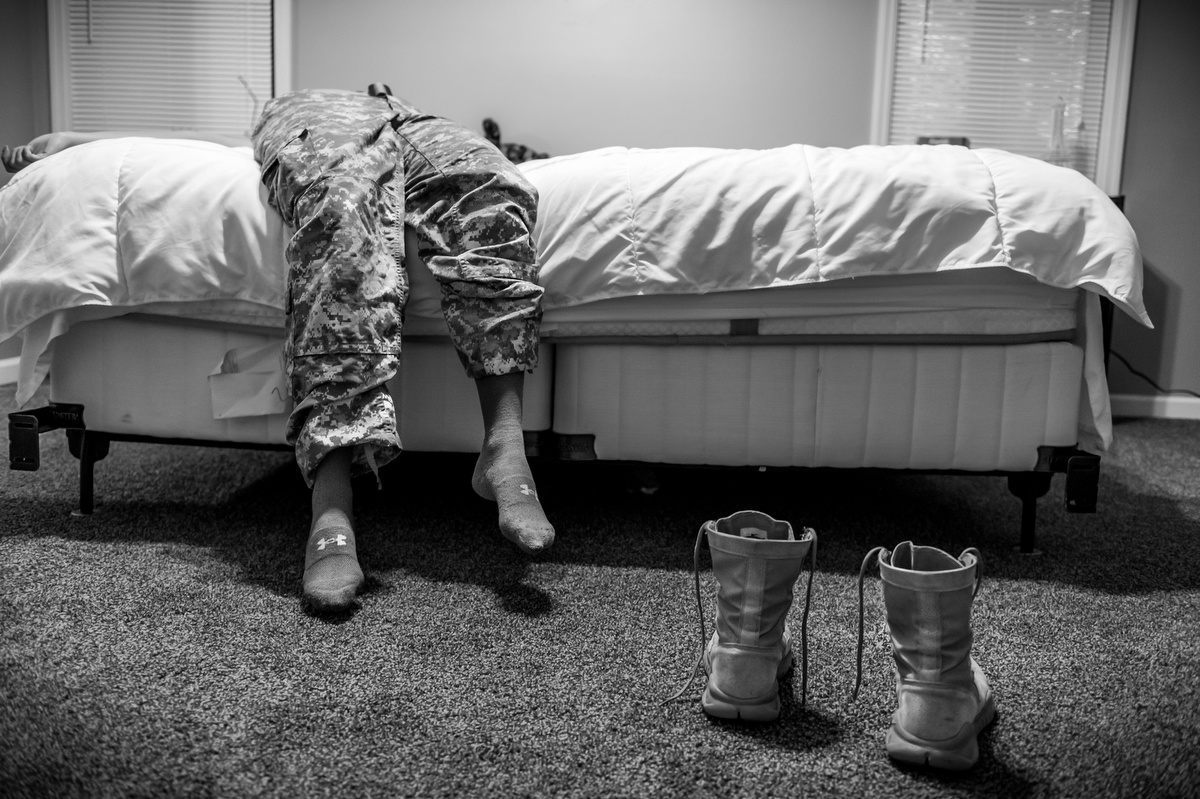 The Battle Within: Sexual Assault in America's Military