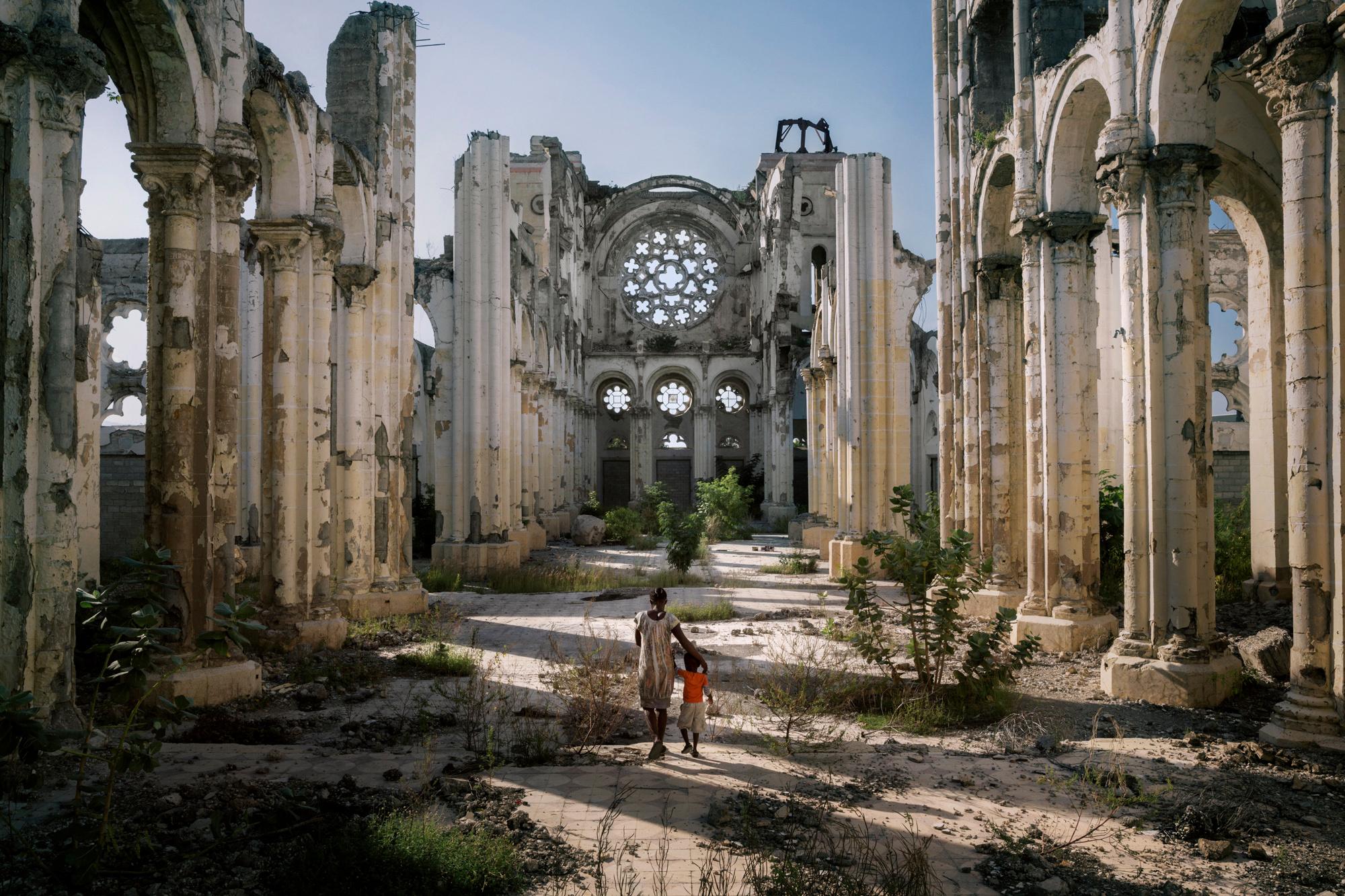 Haiti: 5 years, 54 seconds later