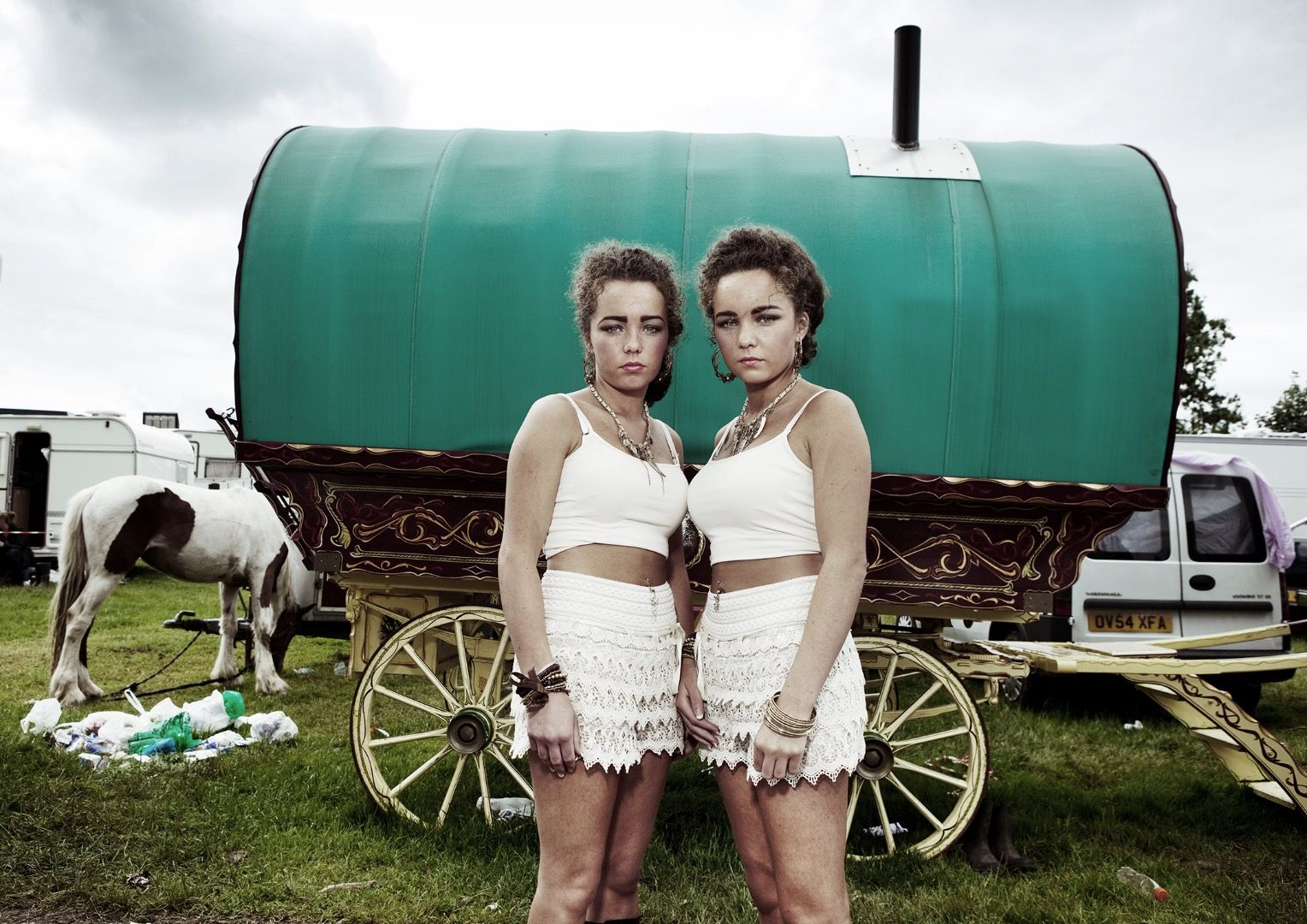 Appleby's Horse Fair: Portraits of Travellers