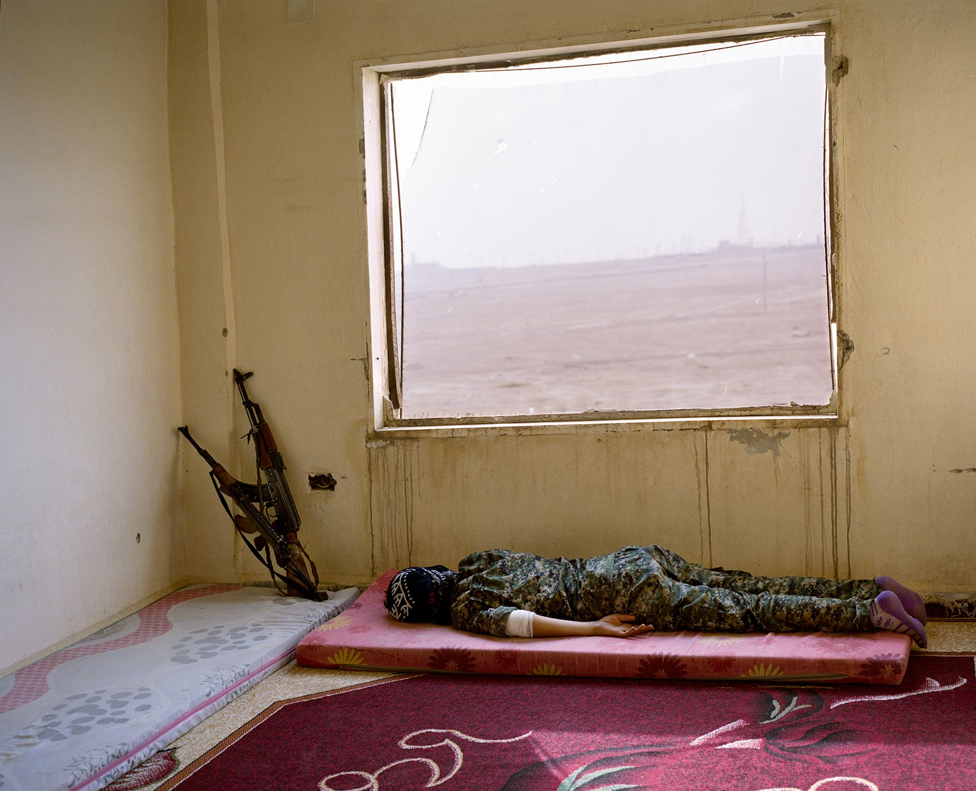 Jin - Jiyan - Azadi: Women, Life, Freedom - Photographs by Sonja
