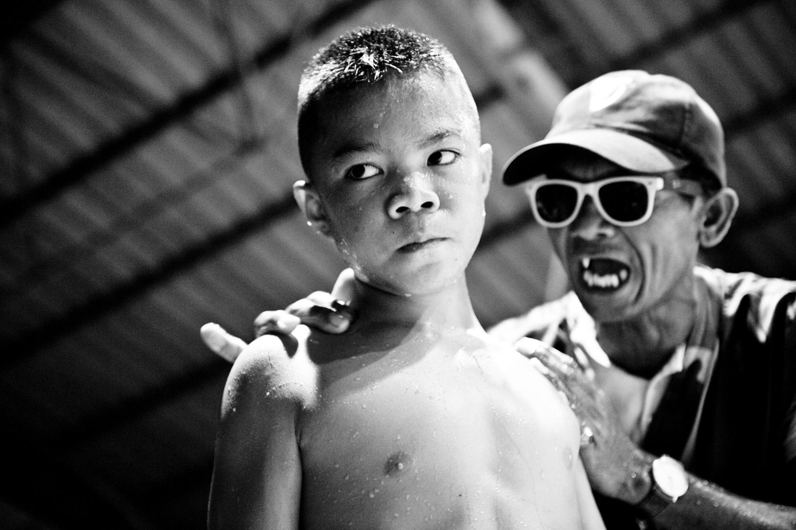 Fighting for a Pittance: Thai Child Boxing