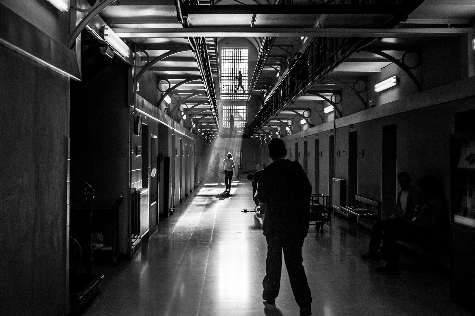 Life on the Inside: A Look Into Belgium's Prisons