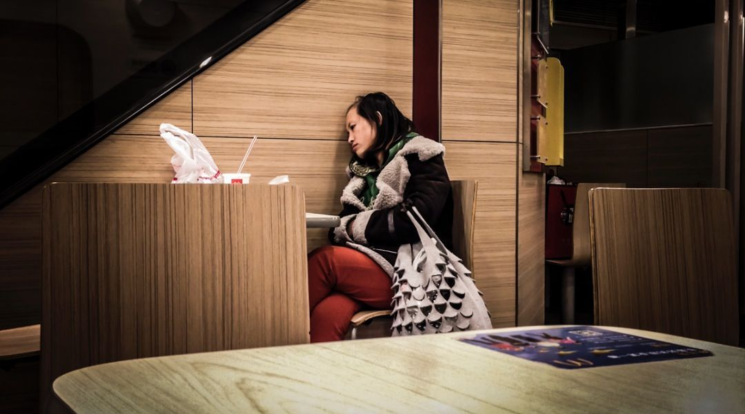 China's Fast Food Dreams and the Homeless