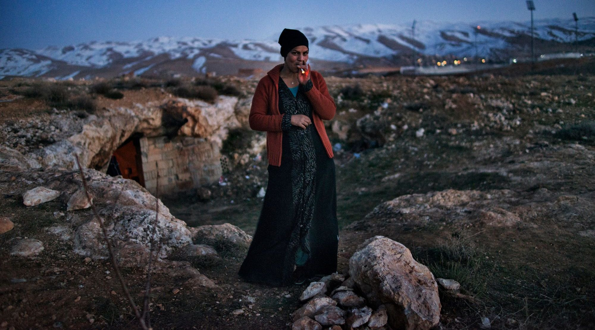 "The Extraordinary Life: Lynsey Addario's ""It's What I Do"""