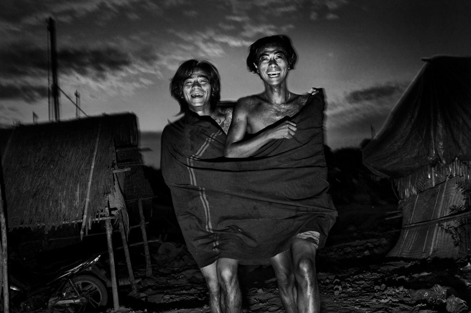 Oil Rush: Black Gold in Myanmar