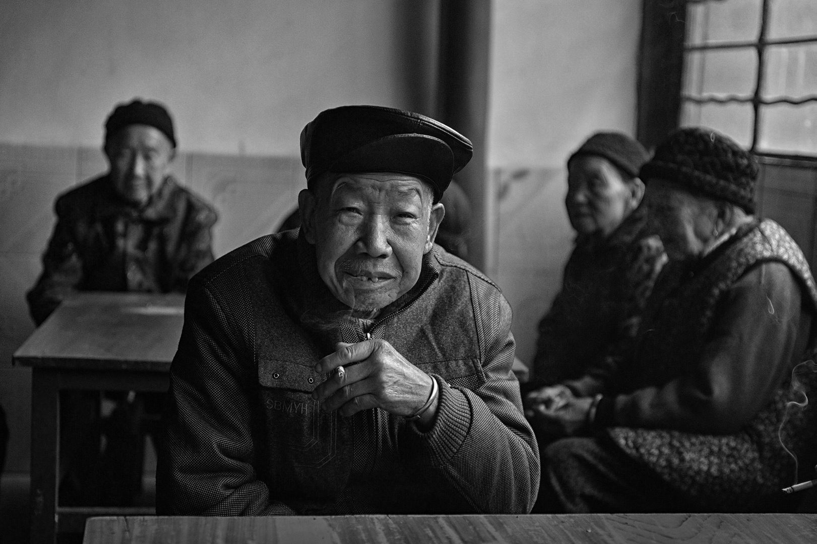 The Forgotten Faces of Contemporary China