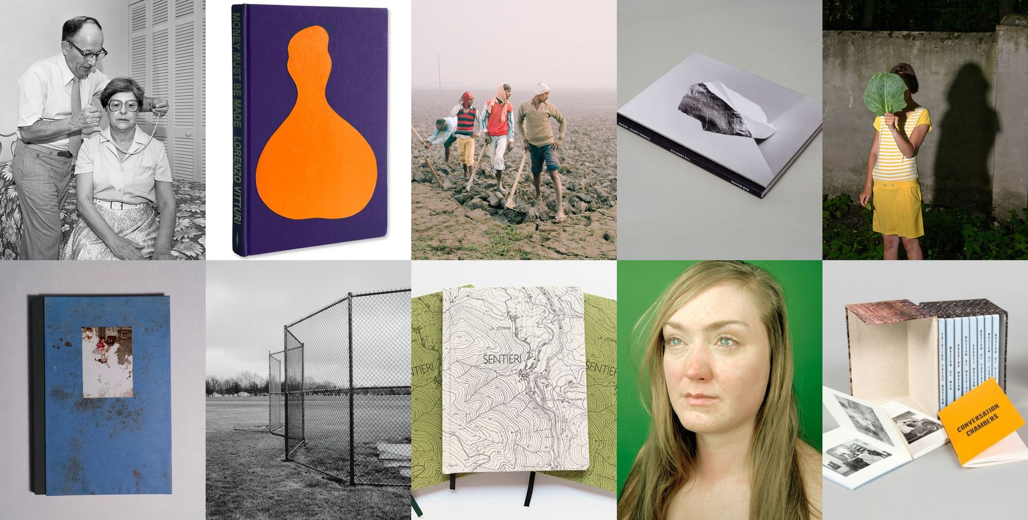 Photobooks 2017: 23 Curators Pick Their Favorites
