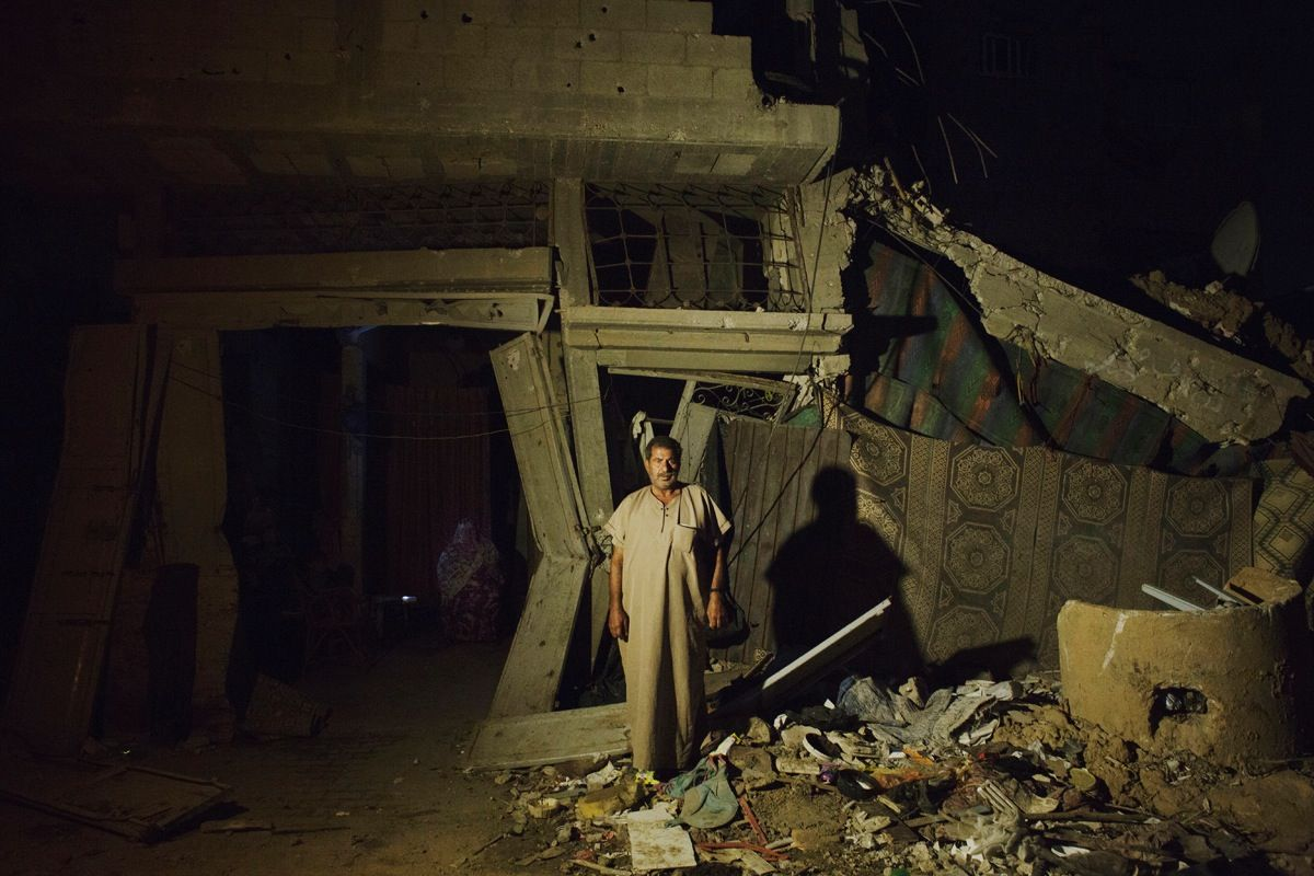 Gaza: Living in Ruins