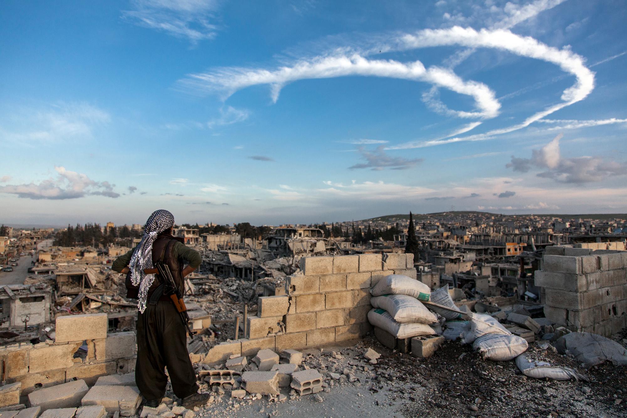 Mourning Kobanî