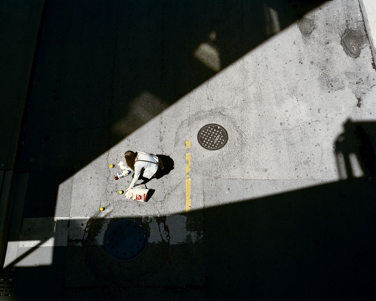 City Space: Street Photography as Psychological Art