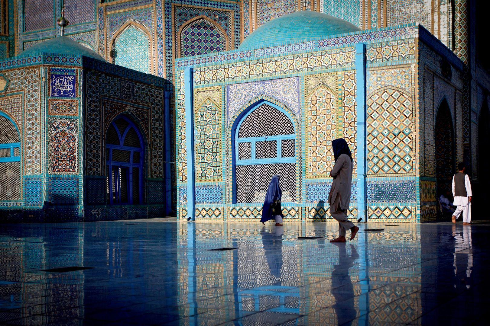 Isolation: Afghanistan
