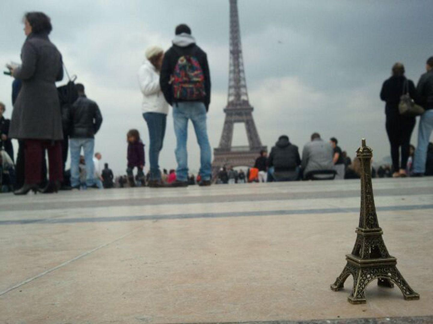 La Dame de Fer: 29 Eiffel Towers