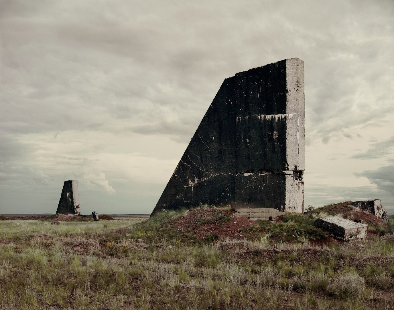 Dust (to Dust): Soviet Nuclear Test Sites