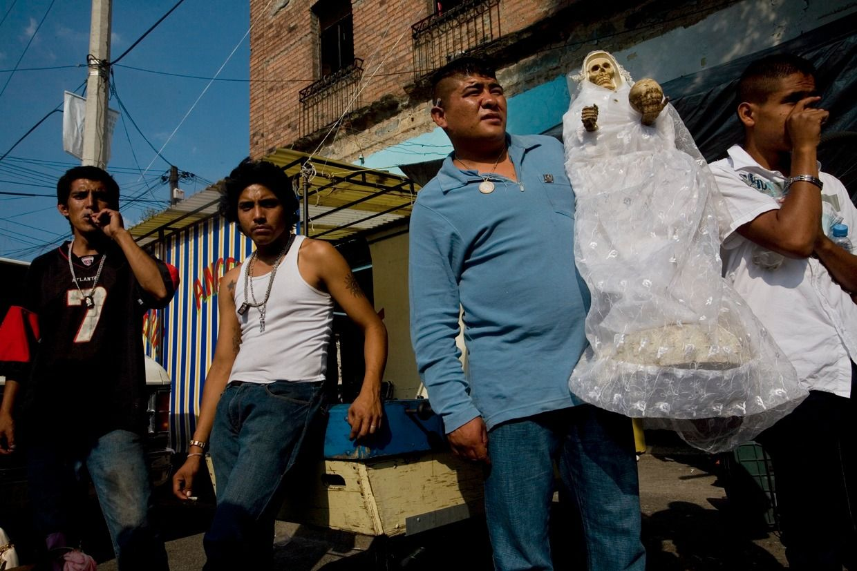"Tepito: Mexico City's ""Fierce Neighborhood"""