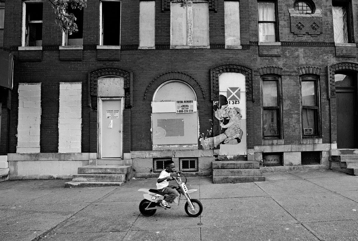 No Justice/No Peace: Baltimore Streets